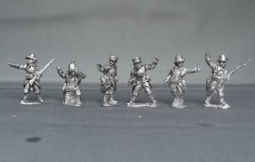 Belgian carabiniers command