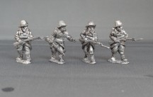 BNC02 Belgian carabiniers advancing