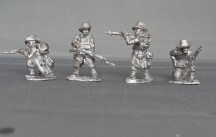 BNC03 Belgian carabiniers firing line