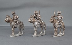 Belgian Guides cavalry command
