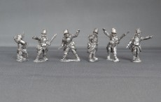 Belgian line infantry/Chasseurs a pied command