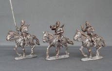 Belgian Lancers command 3