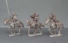 Belgian Lancers command 3