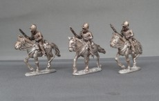 Belgian Chasseurs a Cheval with carbines