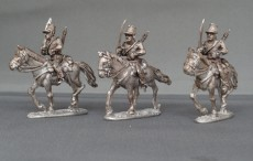 Belgian Chasseurs a Cheval swords shouldered