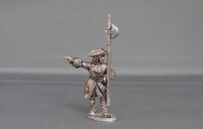 Sergeant of Musketeers marching wssms02
