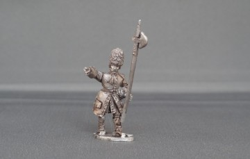 Grenadier Sergeant marching wssgs02