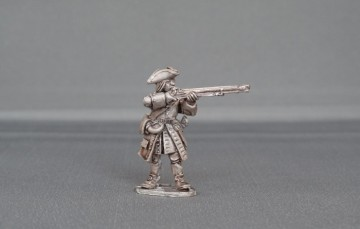 Dutch Regiment stood firing WSSR04