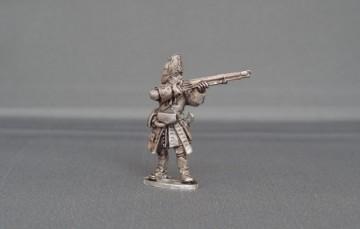 Dutch Regiment stood giving fire WSSR01