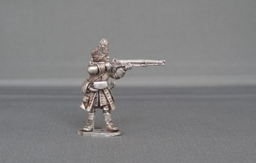 Foot Regiment stood firing WSSR07