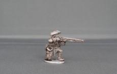 Musketeer kneeling firing wssm02
