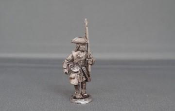 Foot Regiment marching WSSR09