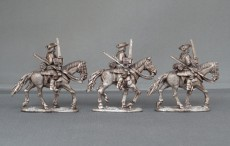 WSS Horse swords drawn horses trotting
