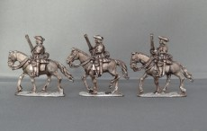 WSS Horse trotting with carbines 02