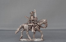 WSS Horse sword drawn horse trotting