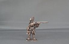 Austrian Grenadier stood firing WSSAG01