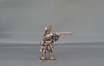 Austrian foot Regiment stood giving fire WSSR15
