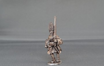 Austrian Grenadier marching WSSAG03