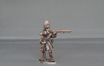 Prussian foot Regiment stood firing WSSR18