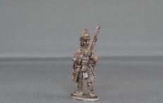 British Grenadier presenting arms WSSBG02