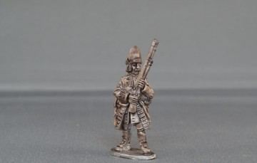 British Grenadier presenting arms WSSBG02