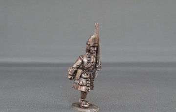 British Grenadier marching WSSBG03