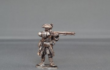 French Grenadier stood giving fire WSSFG01