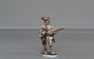 French Musketeer priming Fusil WSSFM03