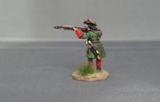 Spanish Fusilier stood firing WSSSF01