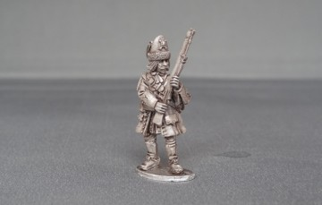Grenadier of old Tercio's stood presenting WSSSG02