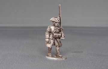 Spanish fusilier marching WSSSF05