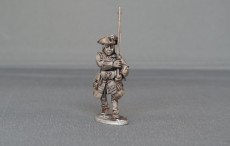 Musketeer of Spanish and Walloon Guards marching WSSMSWG01