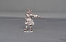 Gunner firing gun WSSG03