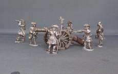 Field gun and crew WSSFGC03