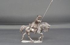 Mounted standard bearer WSSMSB02
