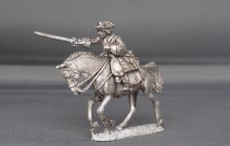 Mounted Trooper charging WSSMT02