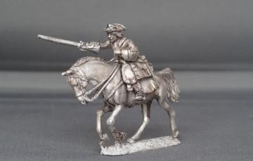 Mounted Trooper charging WSSMT02
