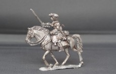 Mounted Trooper charging WSSMTC03