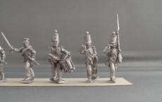 Crimean War British line Infantry command  CBIC01