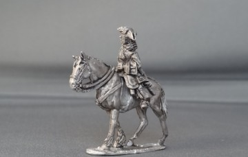 General officer sword down on walking horse WSSGOF05