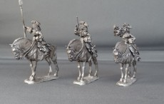 French/Spanish horse with pistols standing horses WSSFHC01