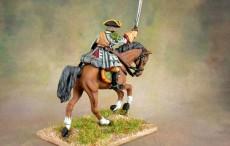 French/Spanish horse charging WSSFSHC01