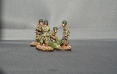 28mm US Para's Command
