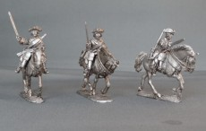 GNW Swedish cavalry troopers charging SGNWCT01