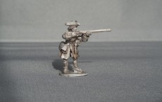 WSS Danish musketeer stood firing WSSDM03