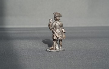 WSS Danish Musketeer stood loading WSSDM01