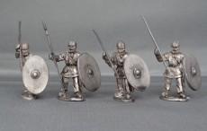 28mm Late Roman unarmoured Legionnaire's LRLEG01
