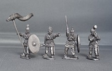 28mm Late Roman Armoured unit LRARUNIT 01