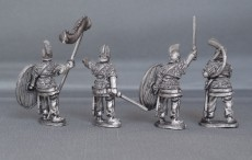 28mm Late Roman armoured command LRARC01
