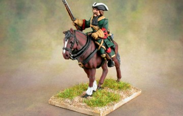 28mm GNW Russian Dragoons GNWRD01